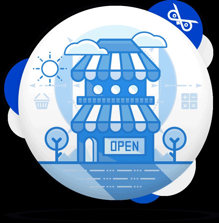 חבילה פתרונות לעסקים - Digit-All