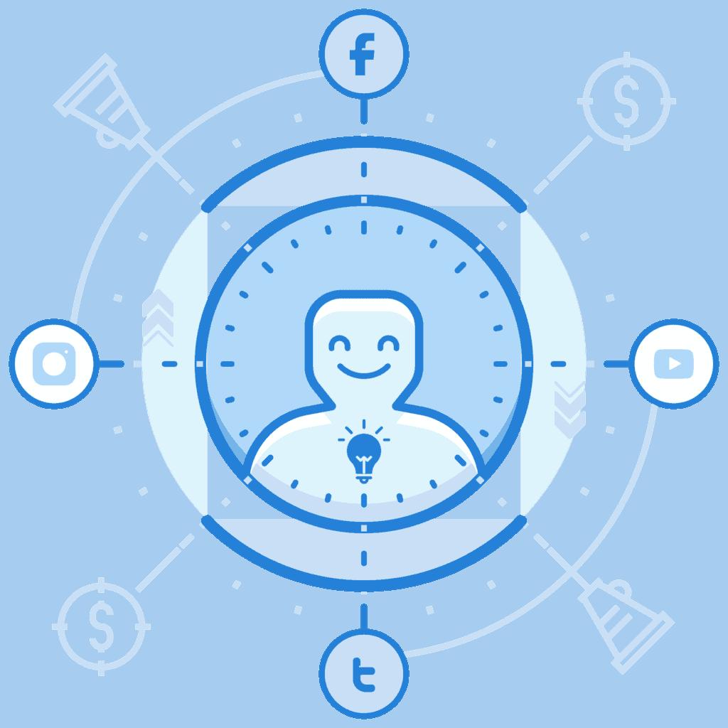 שירות ניהול רשתות חברתיות