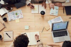 תוכנית עסקית או פיננסית