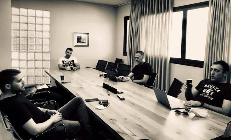 לירון בן יהודה - פגישת שותפים