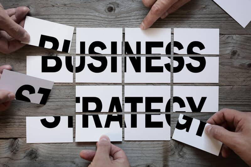 הקמת מיזם - אסטרטגיה